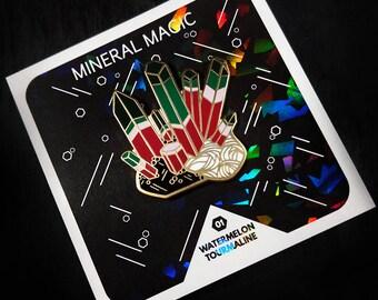 Mineral Magic - 01 - Watermelon Tourmaline