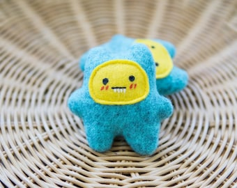 MONSTER PETE - Catnip Cat Toy, cat toy, cat toys, catnip toy, Cat, Kitty, christmas, cat toy gift