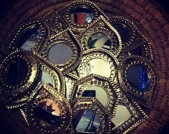 Moroccan Pocket Mirrors. 3 for 39. Choose The Shape !