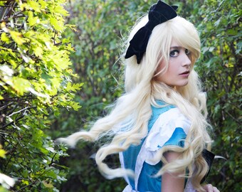 Alice in Wonderland Cosplay Print 1