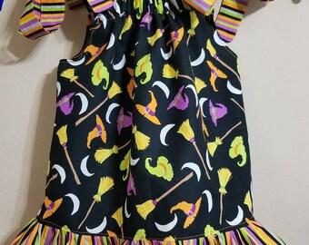 Halloween - pillowcase dress  - Girls dresses - Toddler dresses -