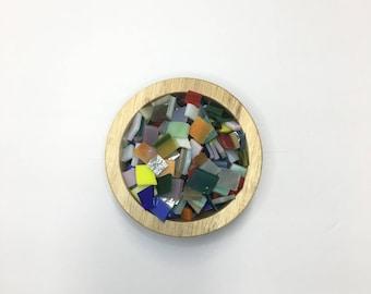 Kaleidoscope (0.5 Pound Mosaic Tiles: 300-350 Pieces)