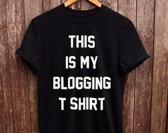 Funny Tumblr shirt - funny shirts, blogger gifts, teen christmas, gifts for her, tumblr christmas, funny womens t shirts, blogger christmas