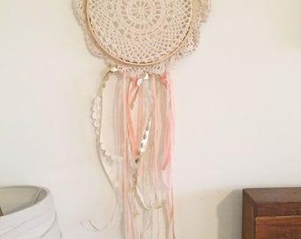 Dreamcatcher - Wall Hanging - Hoop Art