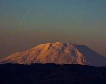 Majestic Mount Saint Hellens