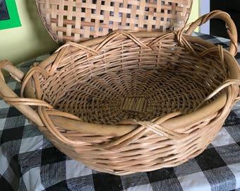 Large French Basket