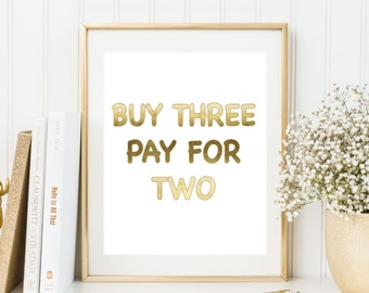 Buy three Item Pay for Two, Save 33%, Coupon code: SSAVE33