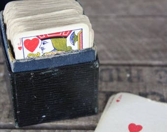 Patience Playing Cards