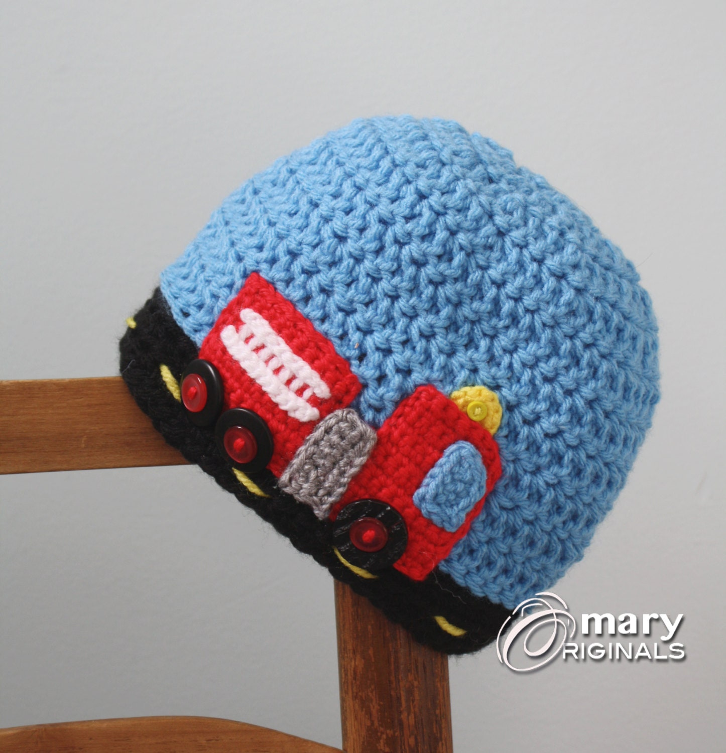 Old Fashioned Free Crochet Monster Hat Pattern Component - Sewing ...
