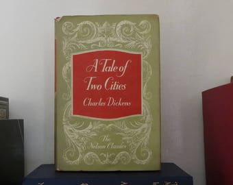A Tale of Two Cities by Charles Dikens - Nelson Classics