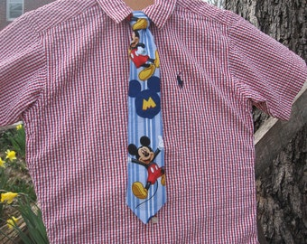 Mickey Mouse Boys Necktie