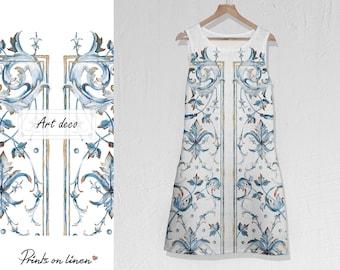 Linen dress - sleeveless / short sleeves - linen tunic - prom dress - hand made dress - loose linen dress - summer dress - organic clothes
