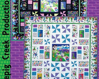 PDF - Days of Yore Quilt Sewing Pattern