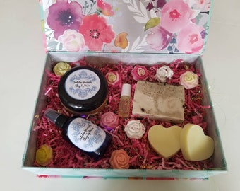 Coffee Rejuvenating gift set in beautiful box