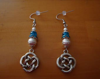 Earrings CELTIC LAGOON