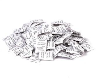 10 sachets of silica - anti moisture