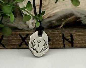 Viking Rune Necklace - Viking Jewelry - Viking Runes - Runes Necklace - Odinism - Viking Mens Jewelry - Asatru Jewelry