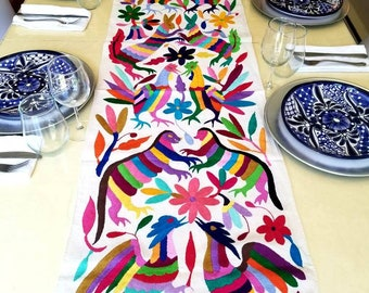 Table Runner Otomi