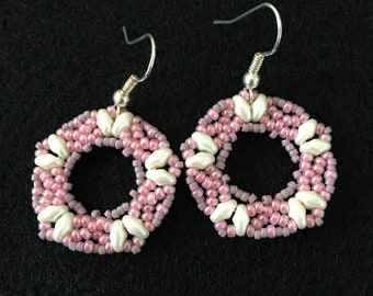 Pink Spring Netted Wreaths