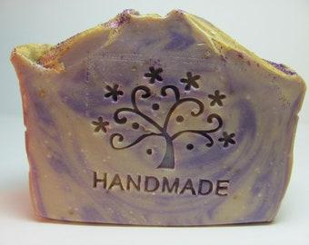 Patchouli  Soap - Handmade Vegan Soap - Cold Process Handmade Patchouli Soap