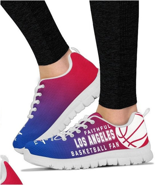 Basketball Walking Fan Shoes HB L A Sneakers PP BK 013A Clippers Yx88EwX