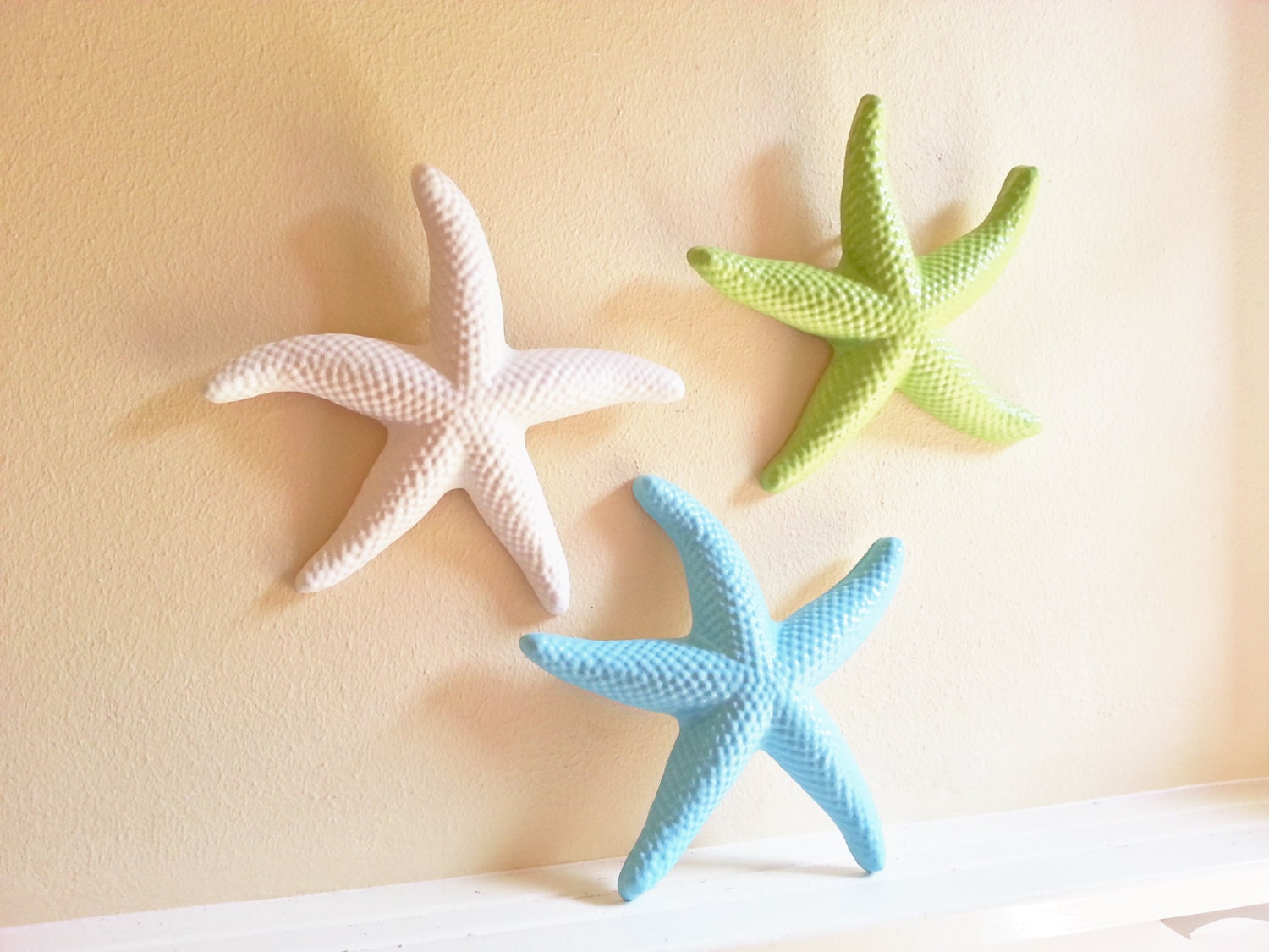 starfish wall decor decor seashells large starfish
