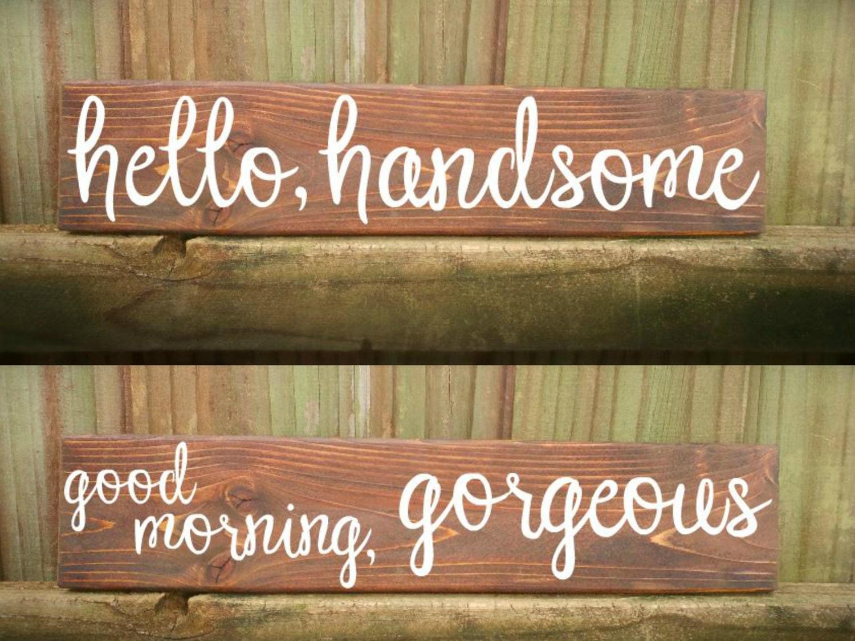 Handmade Wooden Signs