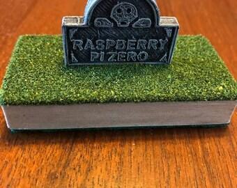 Tombstone Raspberry Pi Zero Case