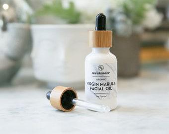 Organic Virgin Marula Facial Oil