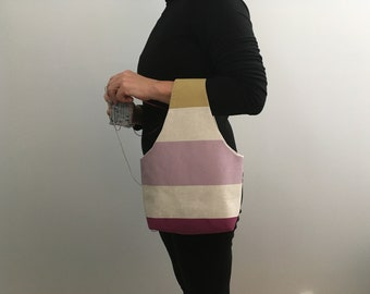 Bag for knitting (small size).