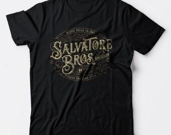 Salvatore Brothers Bourbon label - Men or Women's T-Shirt.