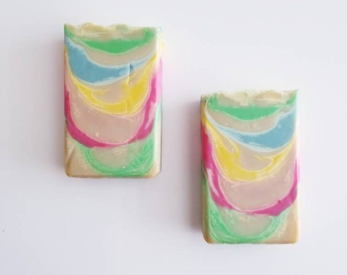 citrine di sorrento handmade artisan soap