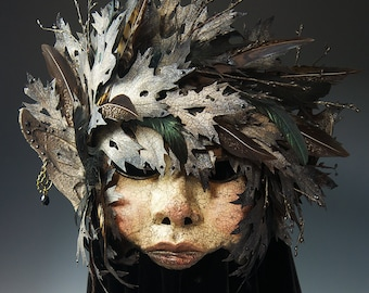 Puck (Midsummer Night's Dream) Mask