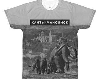 Khanty-Mansiysk All-Over Printed T-Shirt