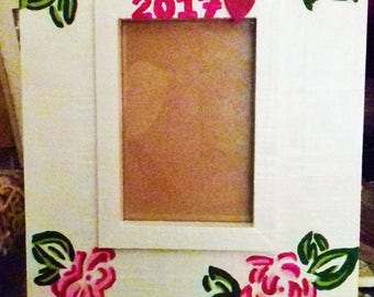Hand painted Picture Frames! Made to Order!