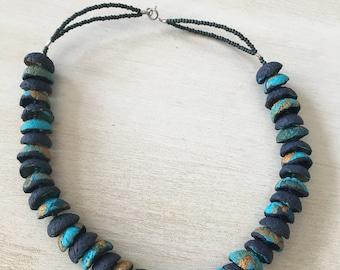 Organic necklace II