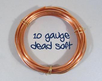 10ga 5ft DS Copper Wire