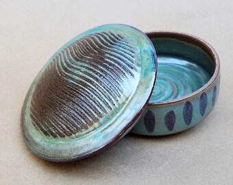 Ceramic Box, Ceramic lidded pot