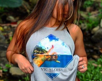 Organically Maui Made Tank Tops, Hats & T-shirts!!!