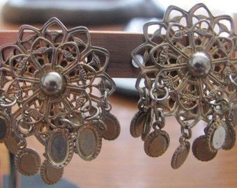 Gypsy Soul Vintage Clip Earrings