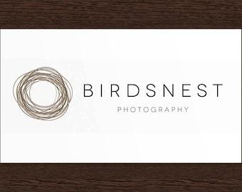 Premade Logo Template - Photography Logo - Premade Business Logo - PSD - L205