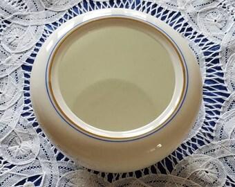 """Wedgwood """"Mystique Blue"""" Bone China Bowl"""