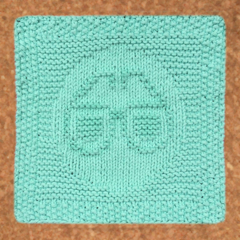sunglasses knitted dishcloth 100% cotton summer sun