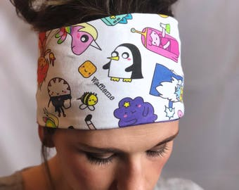 Adventure Time Headband