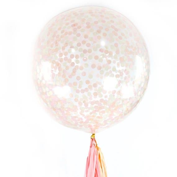 Giant Blushing Peony Balloon