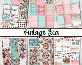 Vintage Sea Vertical Kit