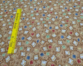 Tea Bags Cotton Fabric