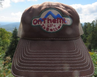 Life is Better On The Mountain Trucker Hat