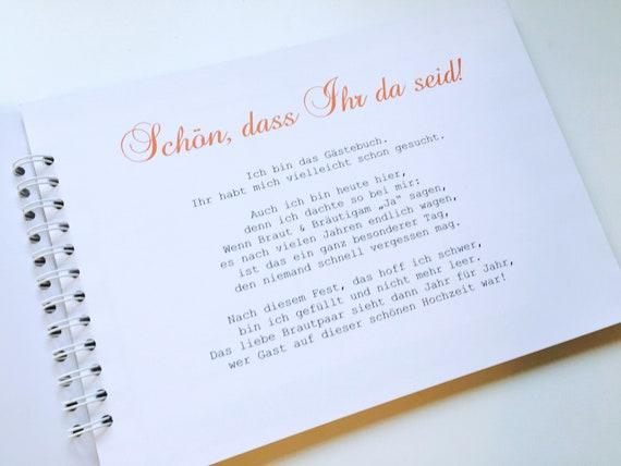 Gästebuch Glaube, Liebe, Hoffnung | mit Fragen