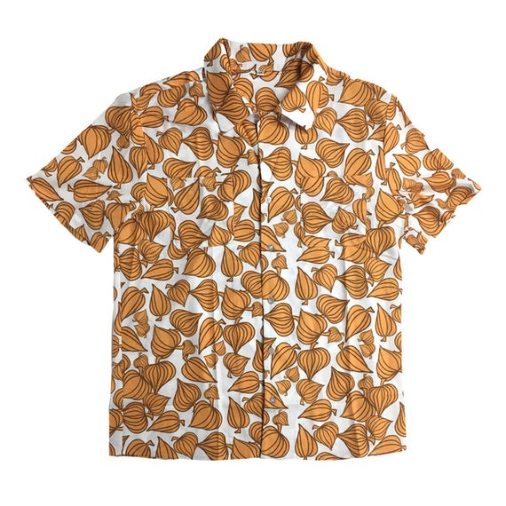 Lobster Shirt Kramer Seinfeld TV Show Costume Button Down Up Cosmo T-Shirt 90s Halloween Cosplay Gift Maine Cabana Hawaiian Vacation Quality DQjV2